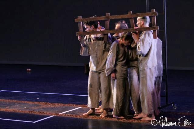 2010 - Théâtre National de Chaillot | Photo : Guillaume Estève