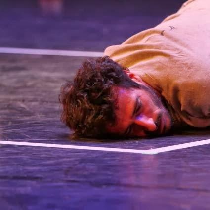 Frédéric Radepont, 2010 - Théâtre National de Chaillot Photo : Guillaume Estève