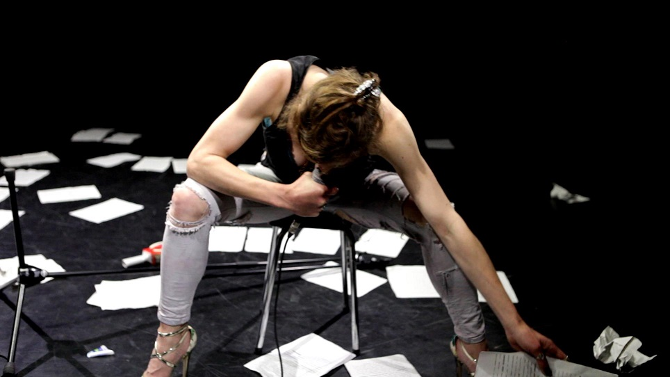 Julie Moulier, 2016 - Comédie Poitou-Charentes | Photogramme : Natalie Beder