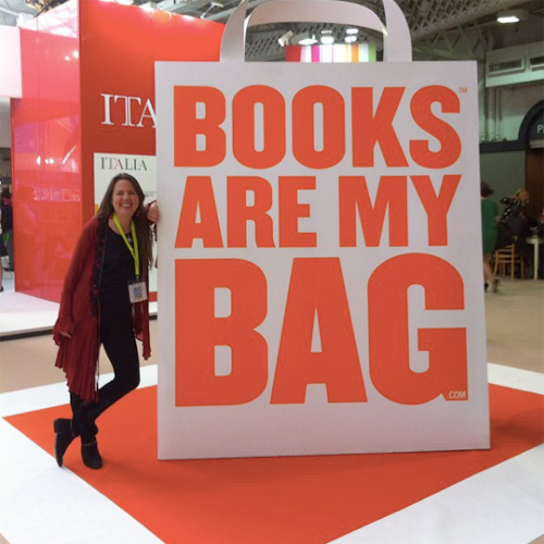 Isabel Losada: Books Are My Bag