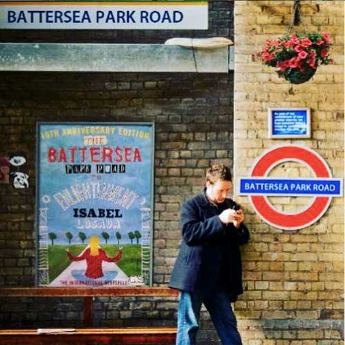 Isabel Losada: Battersea Park Road