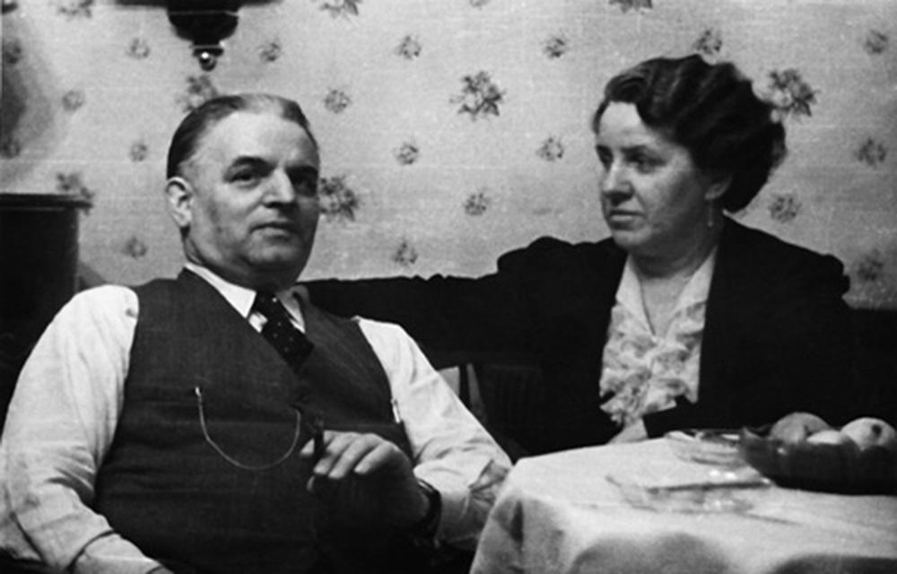 Charles und Elly Krüger