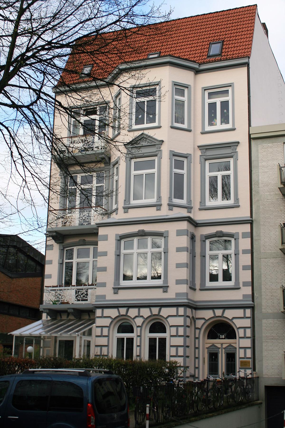 Haus Alfredstraße 58