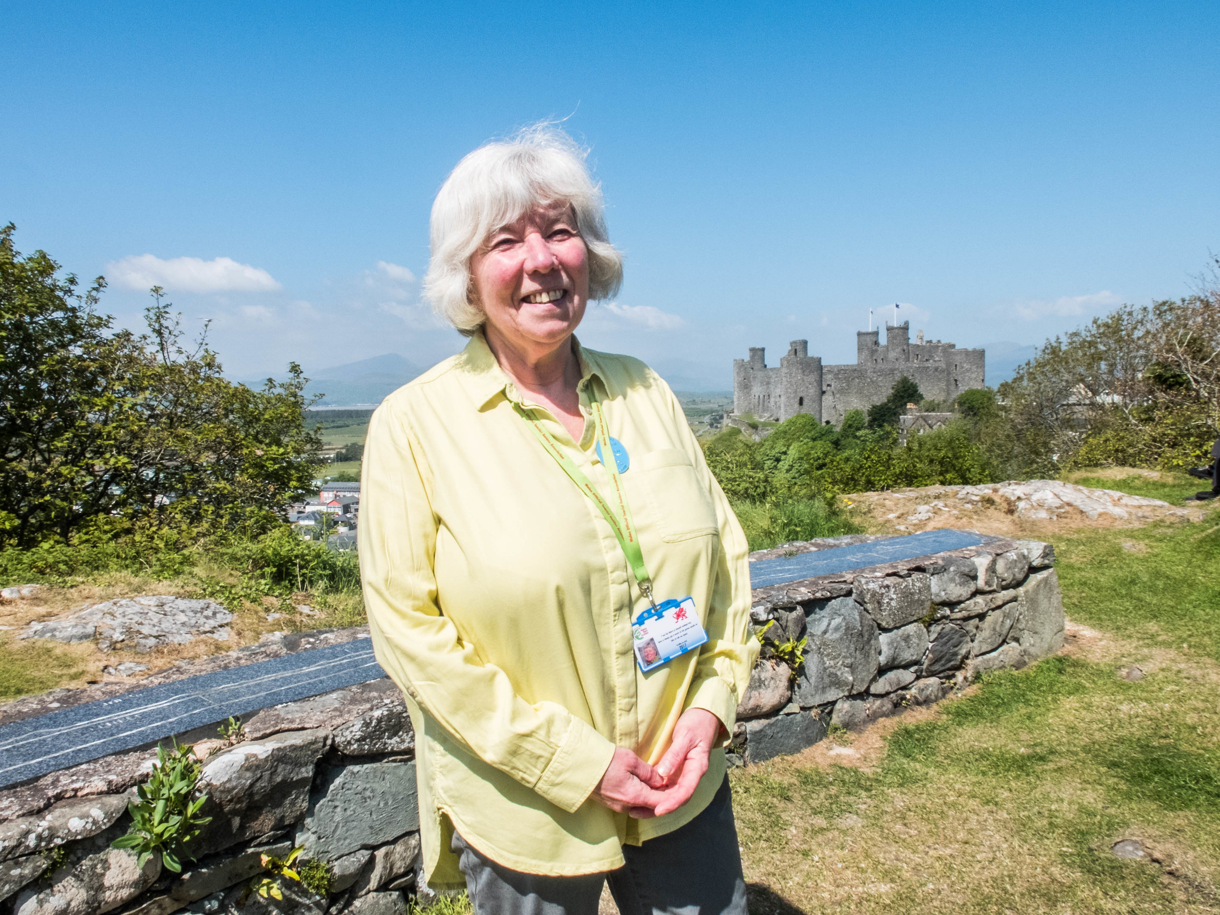 Plan a trip to Harlech in North Wales with our guide to the area.