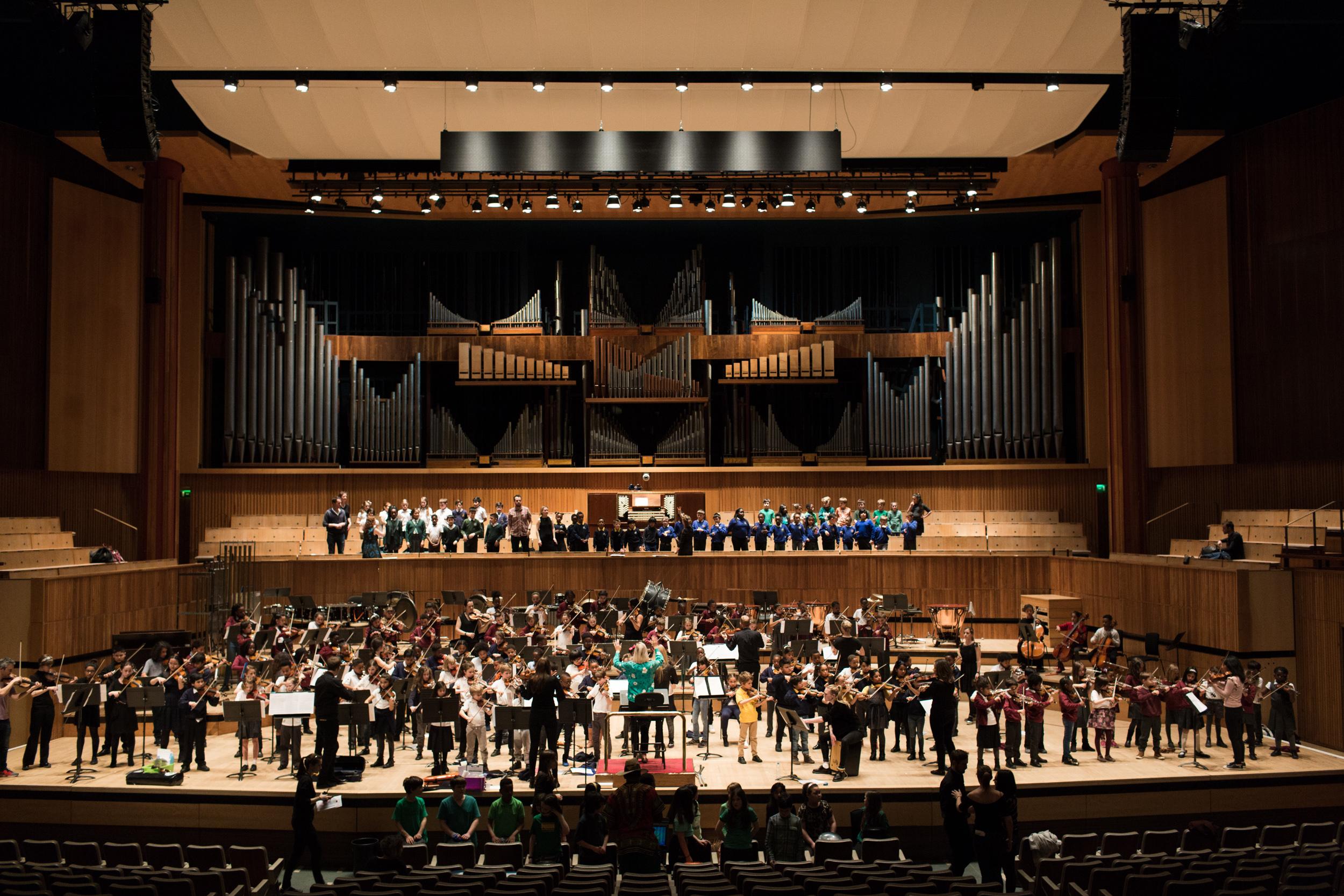 Royal Festival Hall, 2016