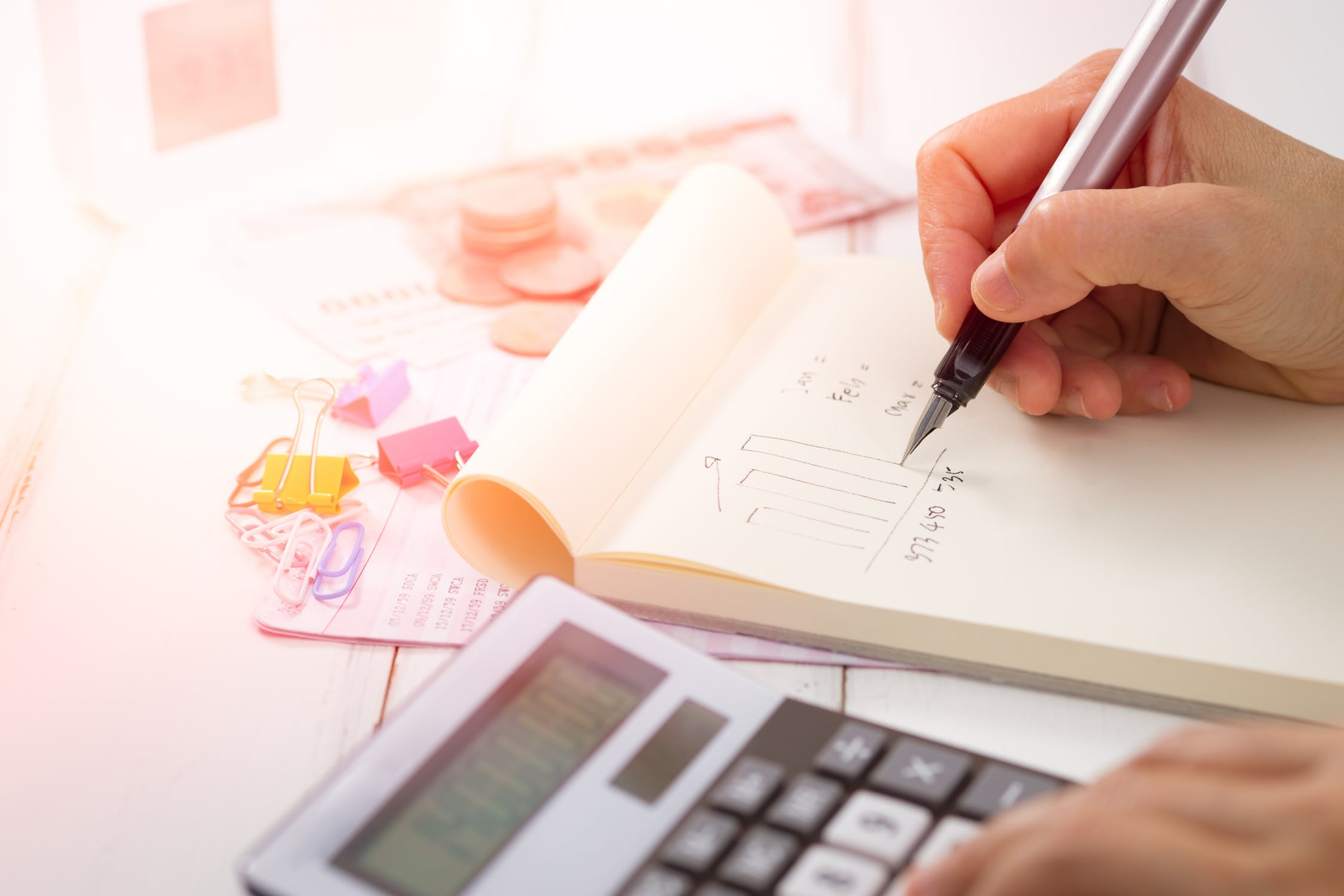 Legal Bookkeeping Tips