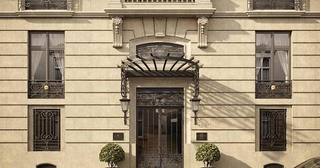 We're are delighted to announce that we have started working with The Collection, who has the upcoming opening of their first hotel, Hôtel Particulier Villeroy, set to open in November!  Hôtel Particulier Villeroy was once a private townhouse in the exclusive Triangle d'Or, and comprised of 11 exquisite apartments, suites and rooms, with thoughtful floor layouts enabling guests to occupy entire floors or even the whole property!  The entire lower-ground floor is equipped with spa wellness and fitness facilities, and from the spa, guests can also access the private, heated relaxation terrace.