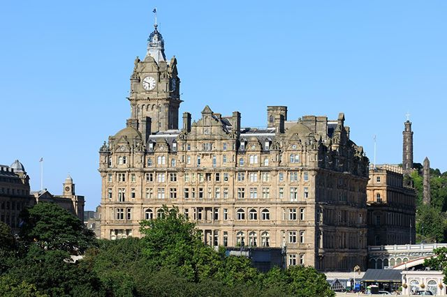"""We are thrilled to announce that@TheBalmoral, a #RoccoForte Hotel set in the heart of Edinburgh, has wonCondé Nast Traveller's """"Best UK Hotel"""" in theReaders' Choice Awards 2019."""