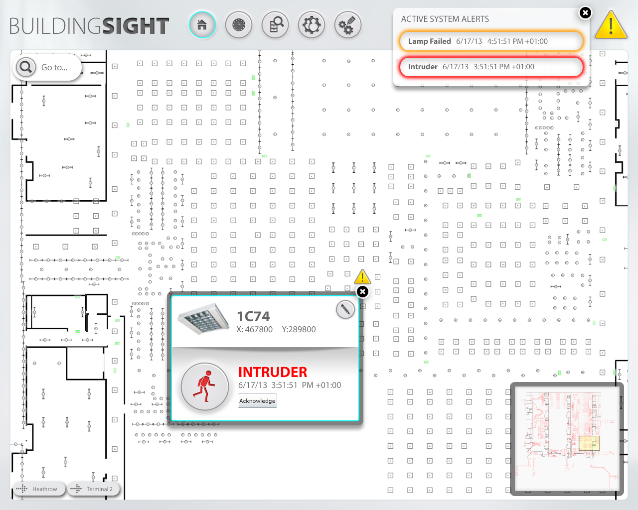 Building Sight® delivers a new way to manage a building portfolio