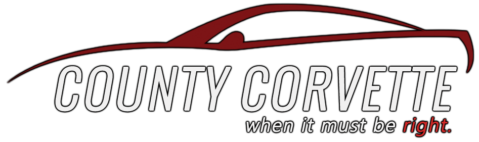County Corvette Classic Cars 610.900.6097