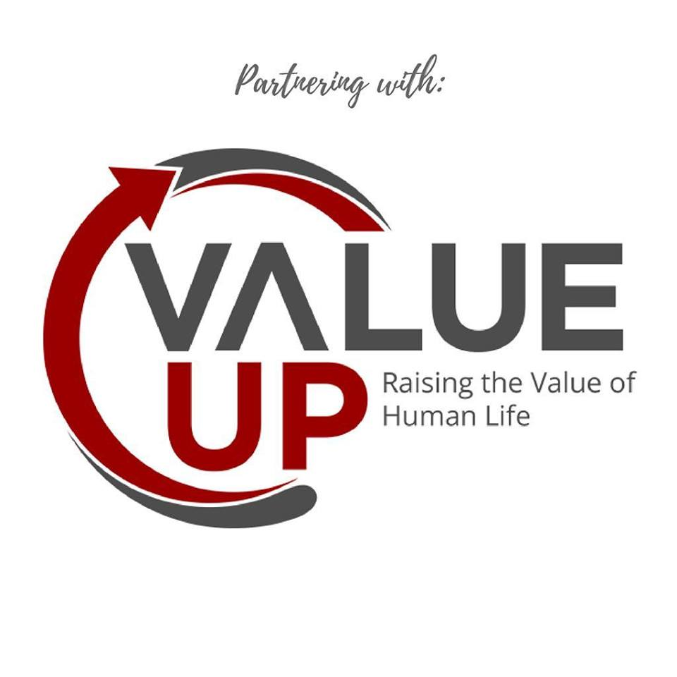 Donated to  Value Up .