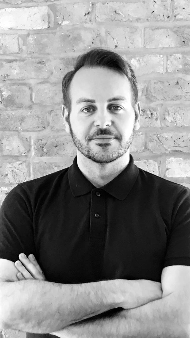CHRIS BONIFACE - Co Founder / Interiors Design Lead