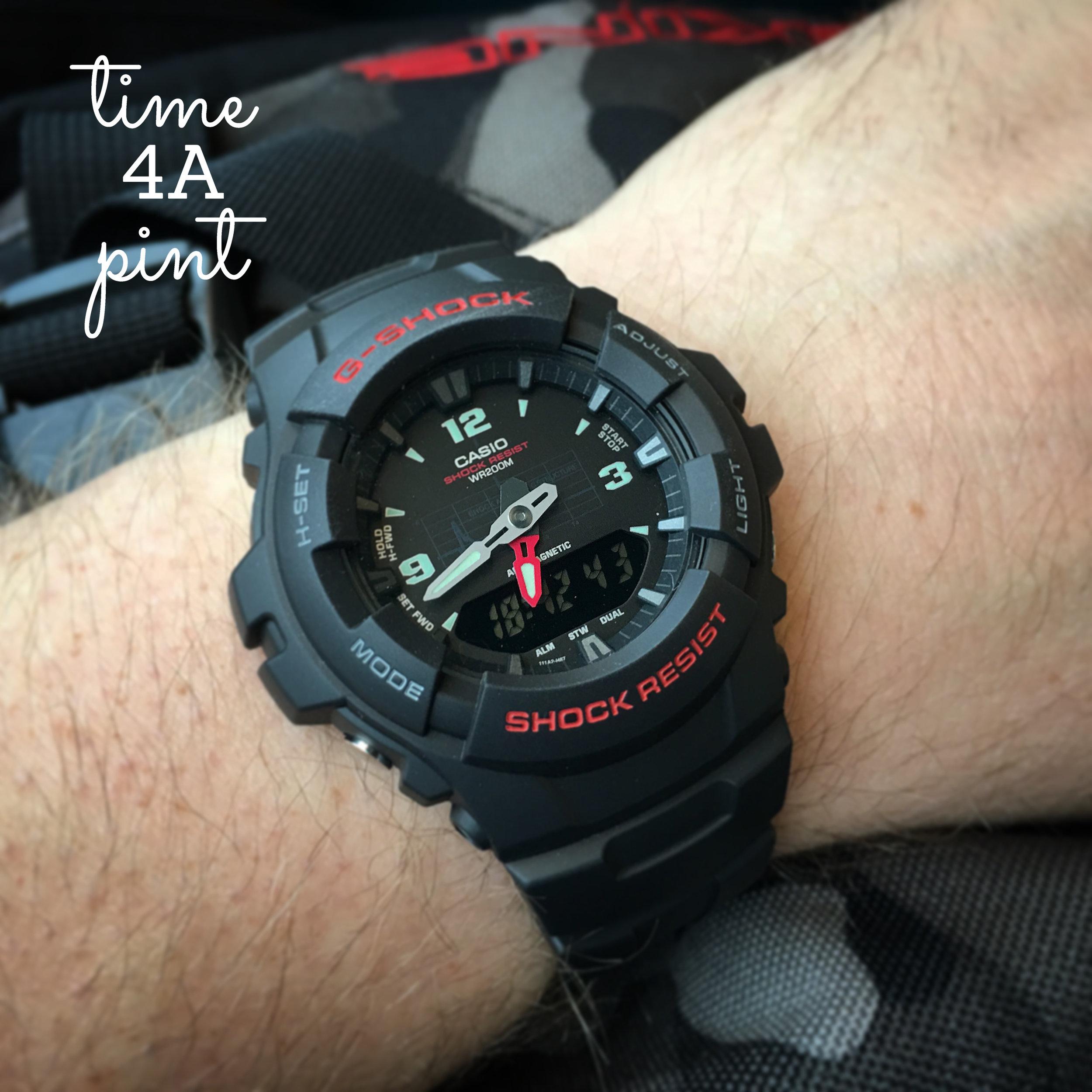 Casio G-Shock G100-BV1