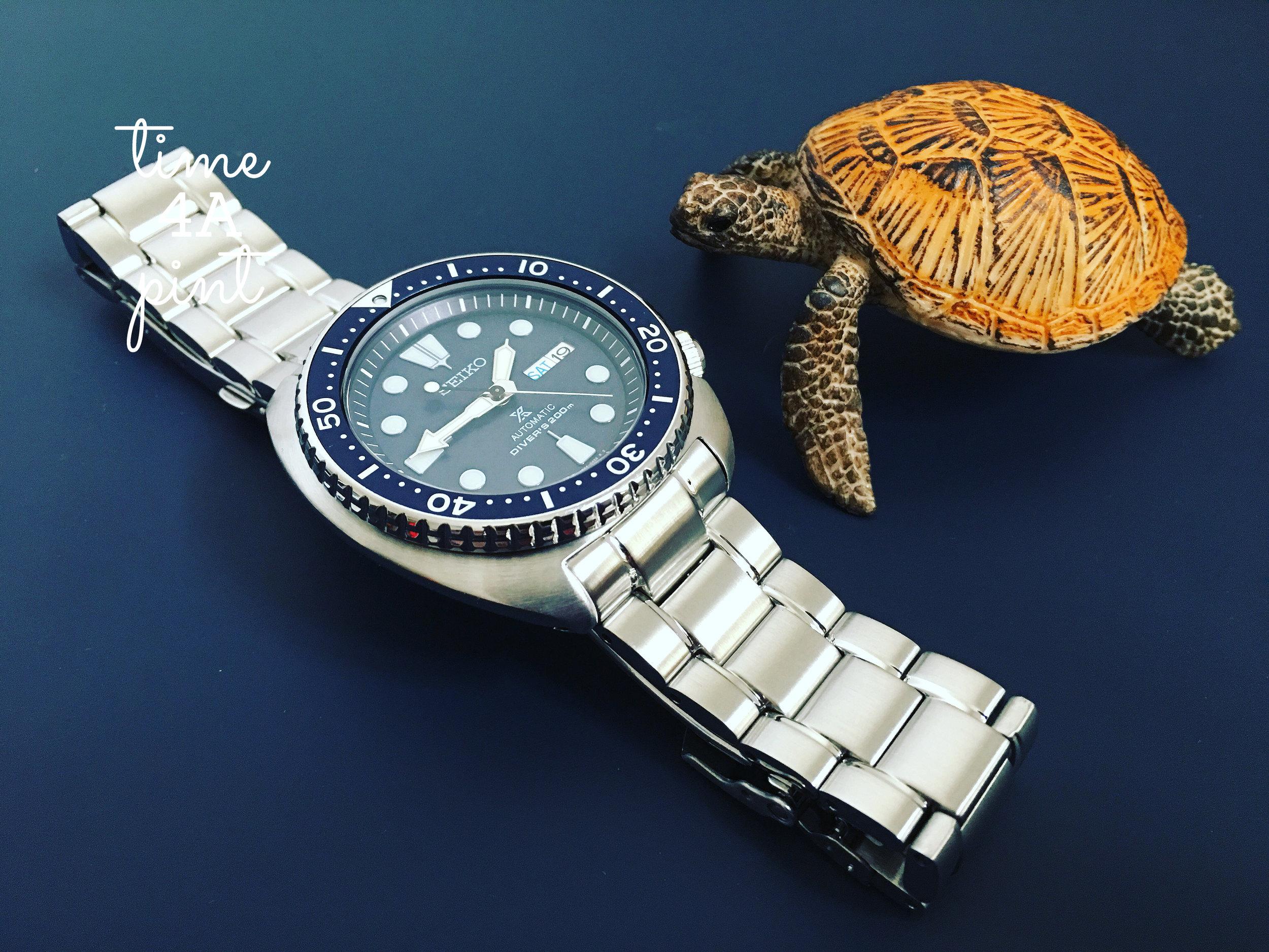 Seiko SRP773 Turtle