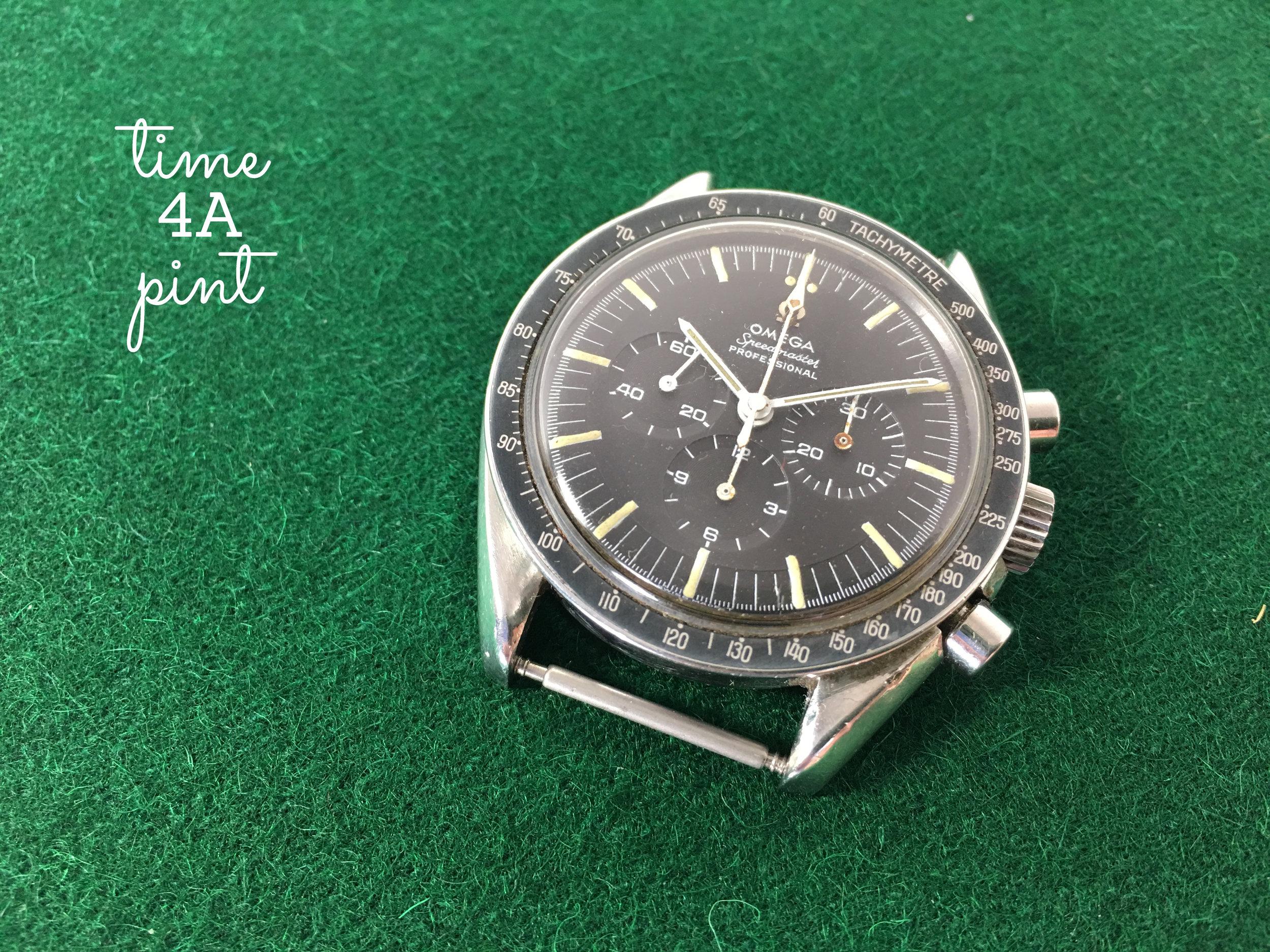"""Omega Speedmaster 145.012 """"Vietnam Veteran"""""""