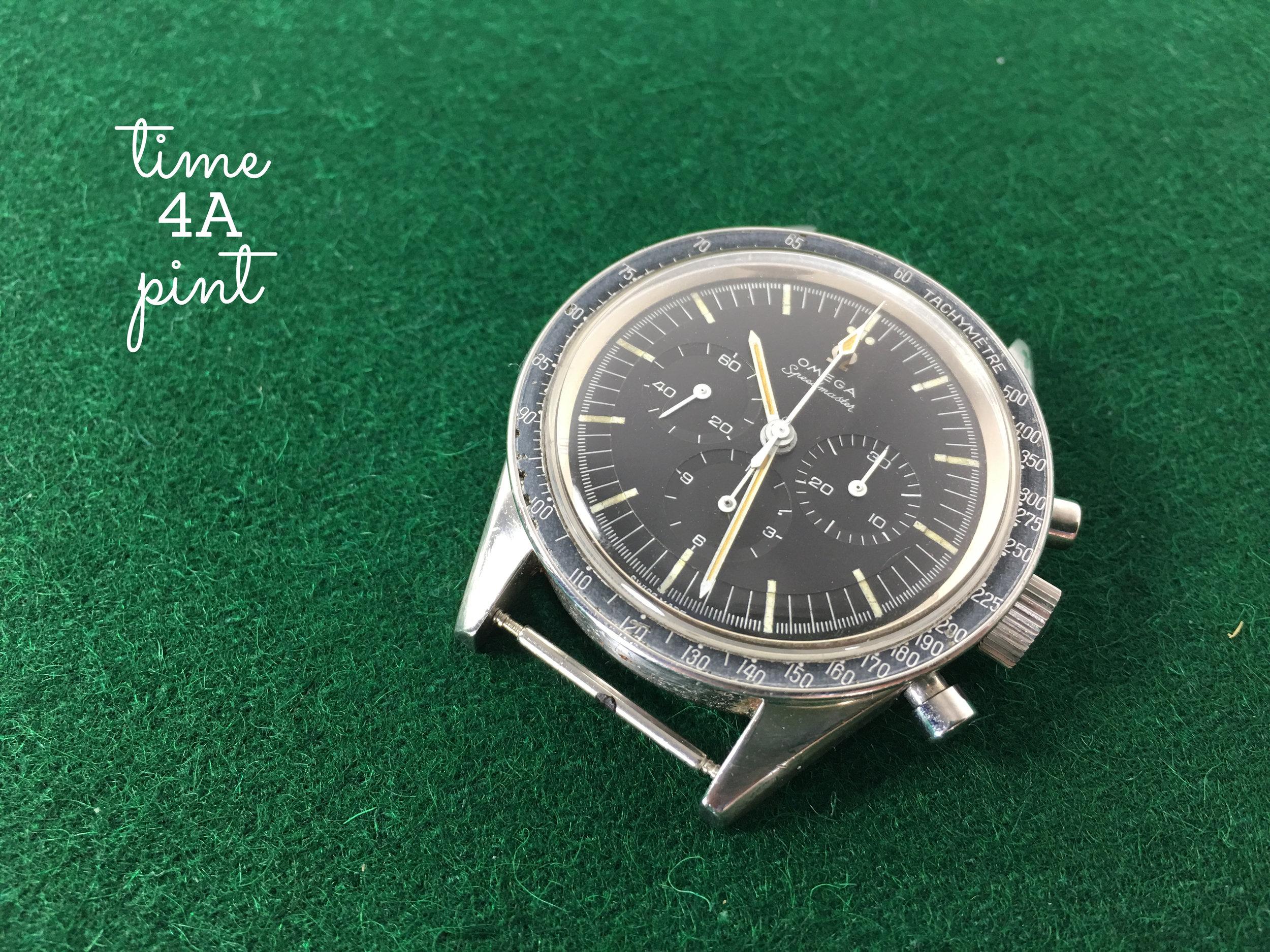 """Omega Speedmaster 105.003 """"2998 dial"""""""