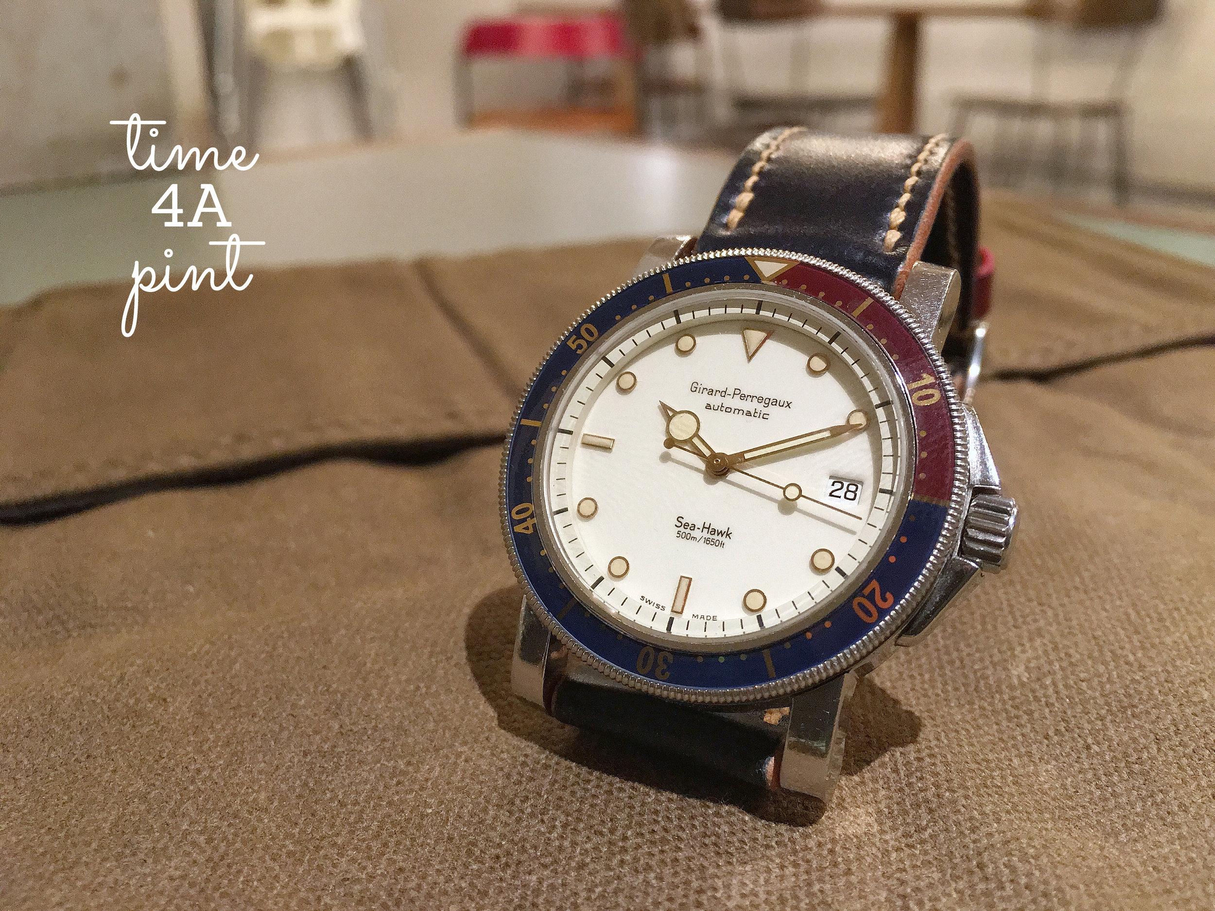 Girard Perregaux Seahawk 7100