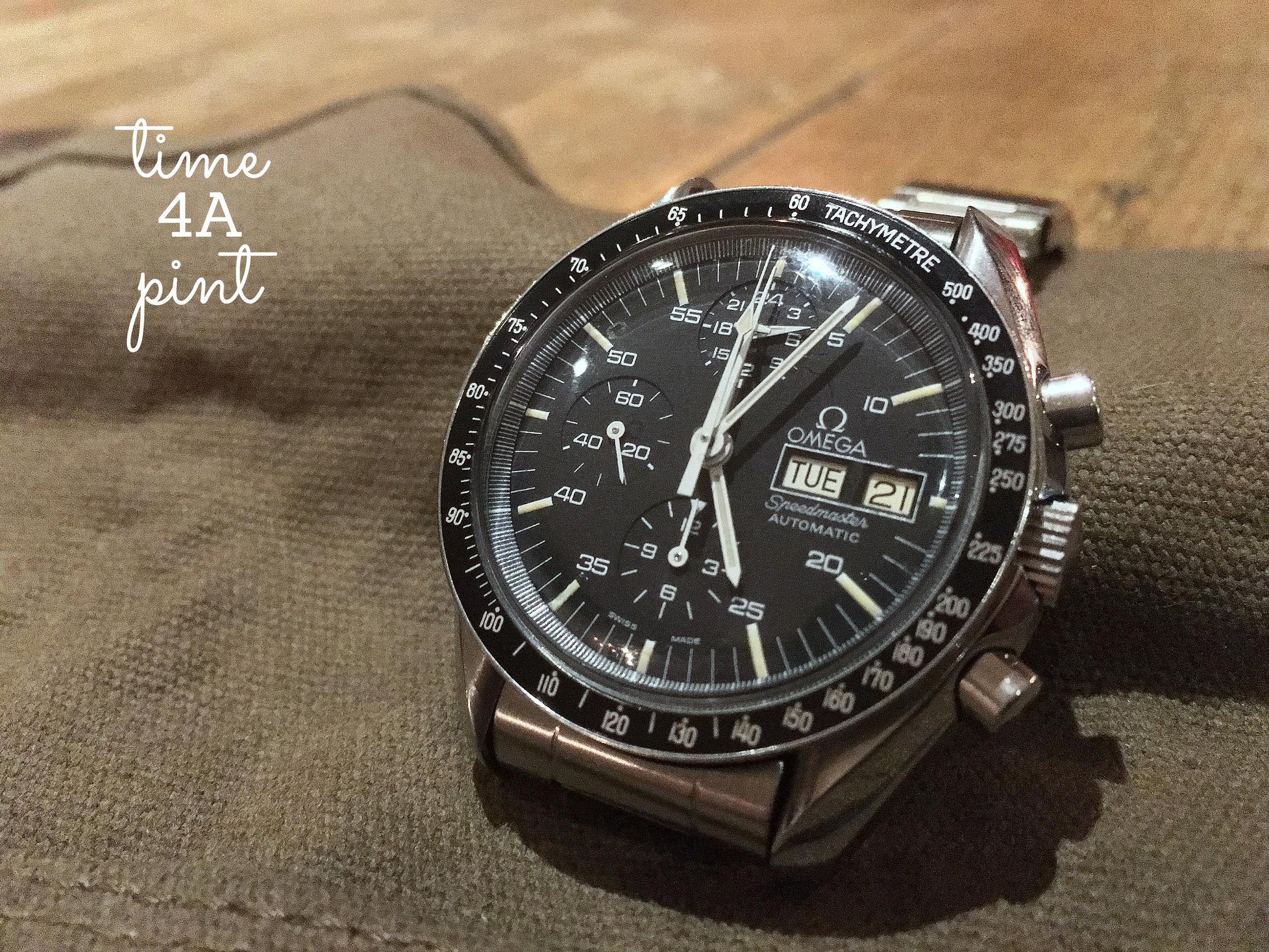 Original Specification Omega Speedmaster 376.0822
