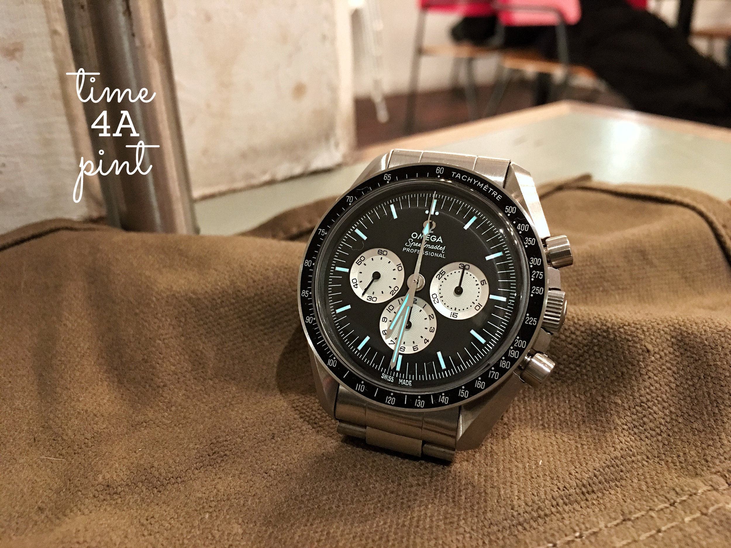 Omega Speedmaster Speedy Tuesday Limited Edition