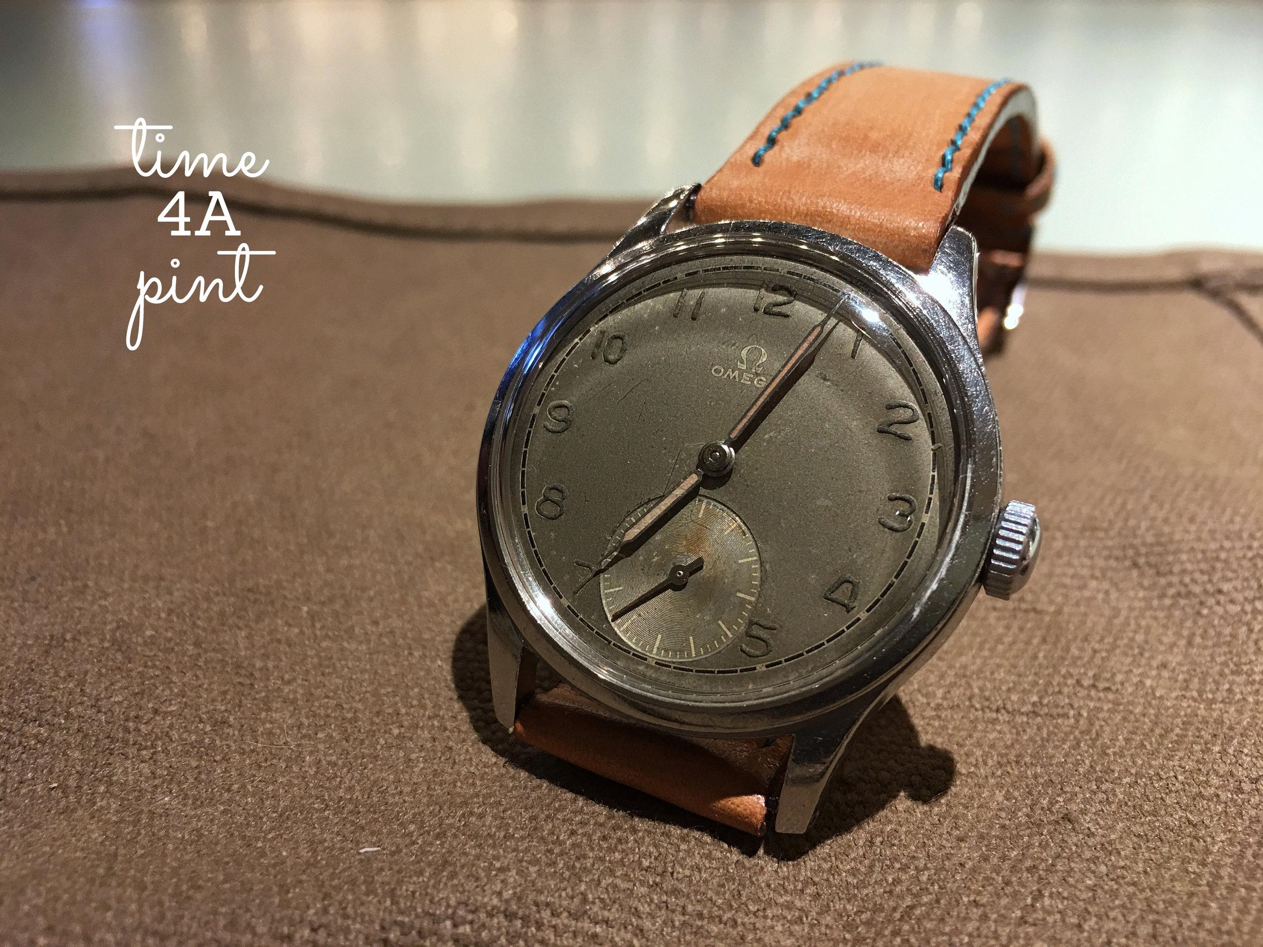 1940s Omega 30T2