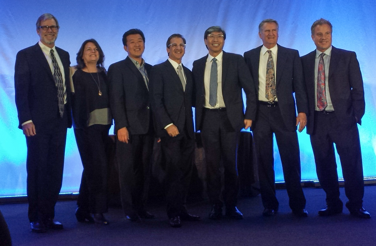 Dr. Son Receives Patrick Soon-Shiong 2014 Innovation Award