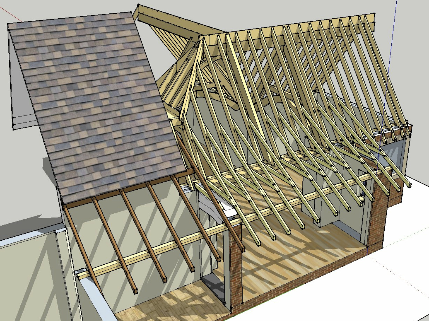 river house roof construction design photo herefordshire builder.jpg