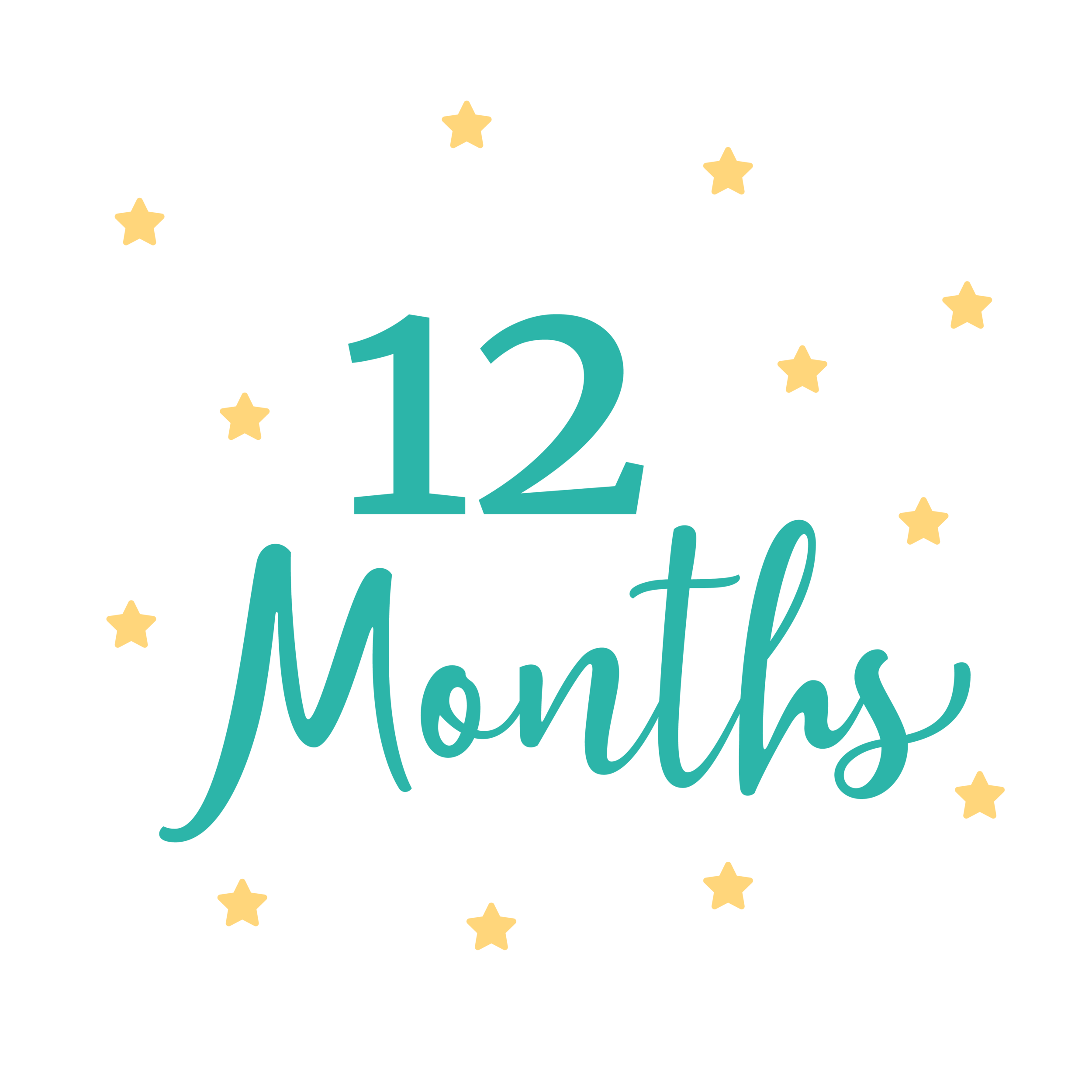 12 Month Visit - 12 month packet (PDF)Dental list (PDF)Poison control (PDF)Recommendations for Healthy Eating (PDF)