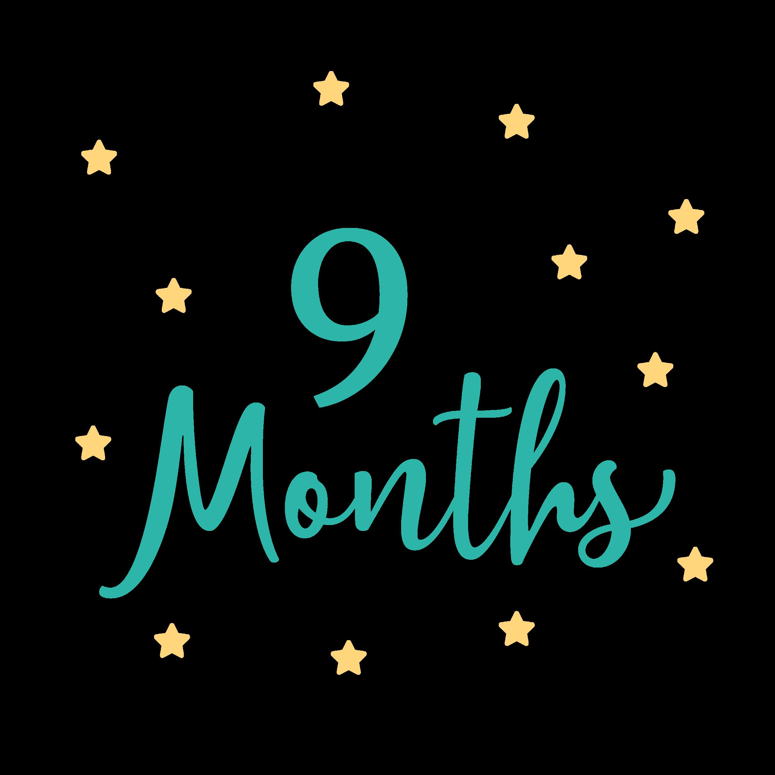 9 Month Visit - 9 month packet (PDF)
