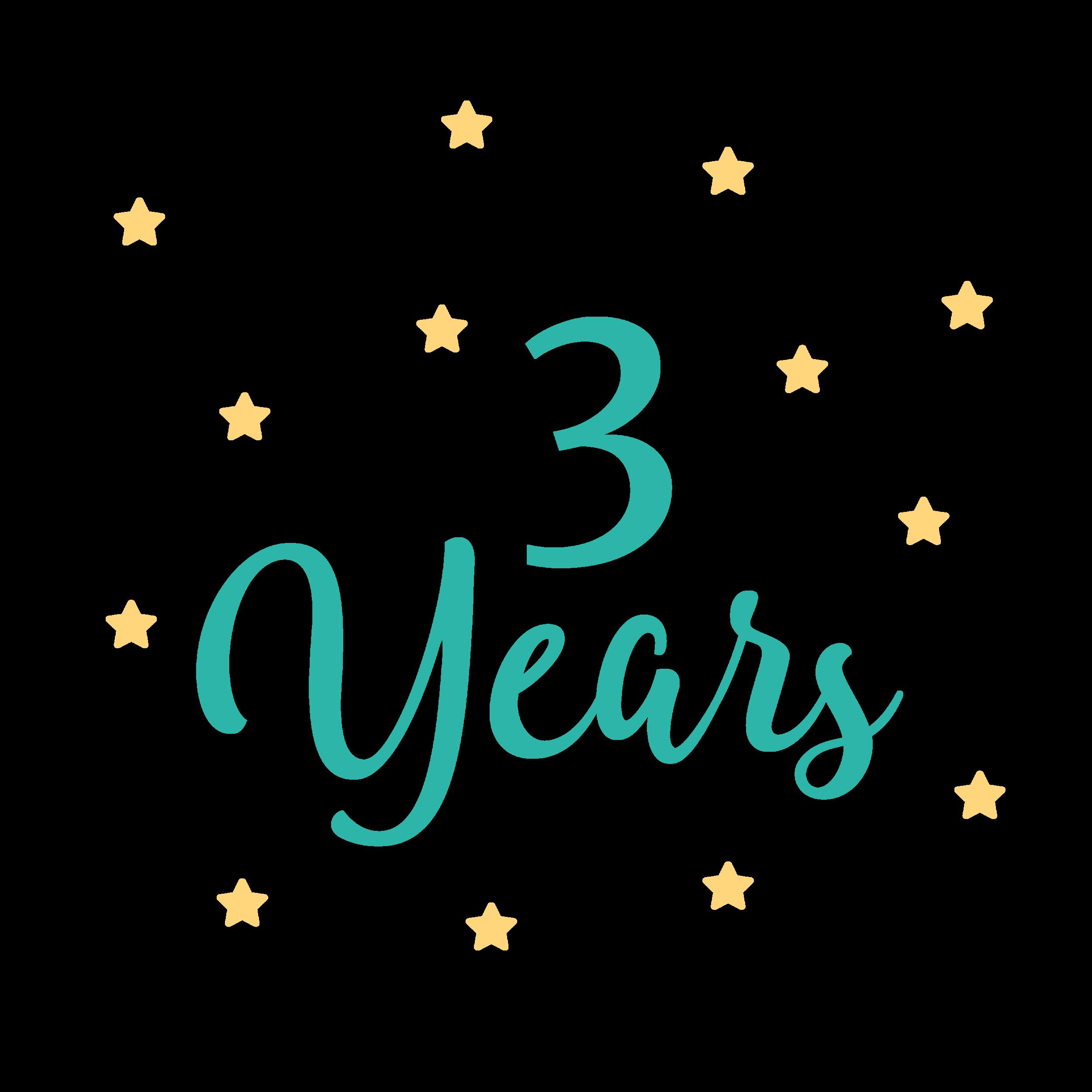 3 Year Visit - 3 years packet (PDF)