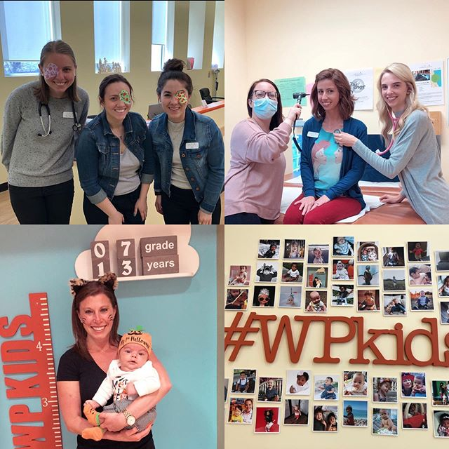 In celebration of National Nurses Week, our amazing team of Nurses have created a Riddle for our WP KIDS using photographs!  Please review our 4 photographs clockwise (starting in the top-left corner) and let us know if you have solved our Riddle!  Any guesses??? We thank our dedicated team of nurses for all that they do...the next time you are in our office feel free to share a Riddle with them!  PS - tomorrow, we will share the answer.  #wpkids #weissbluthpediatrics