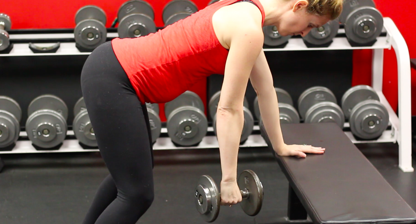 pregnancy strength training