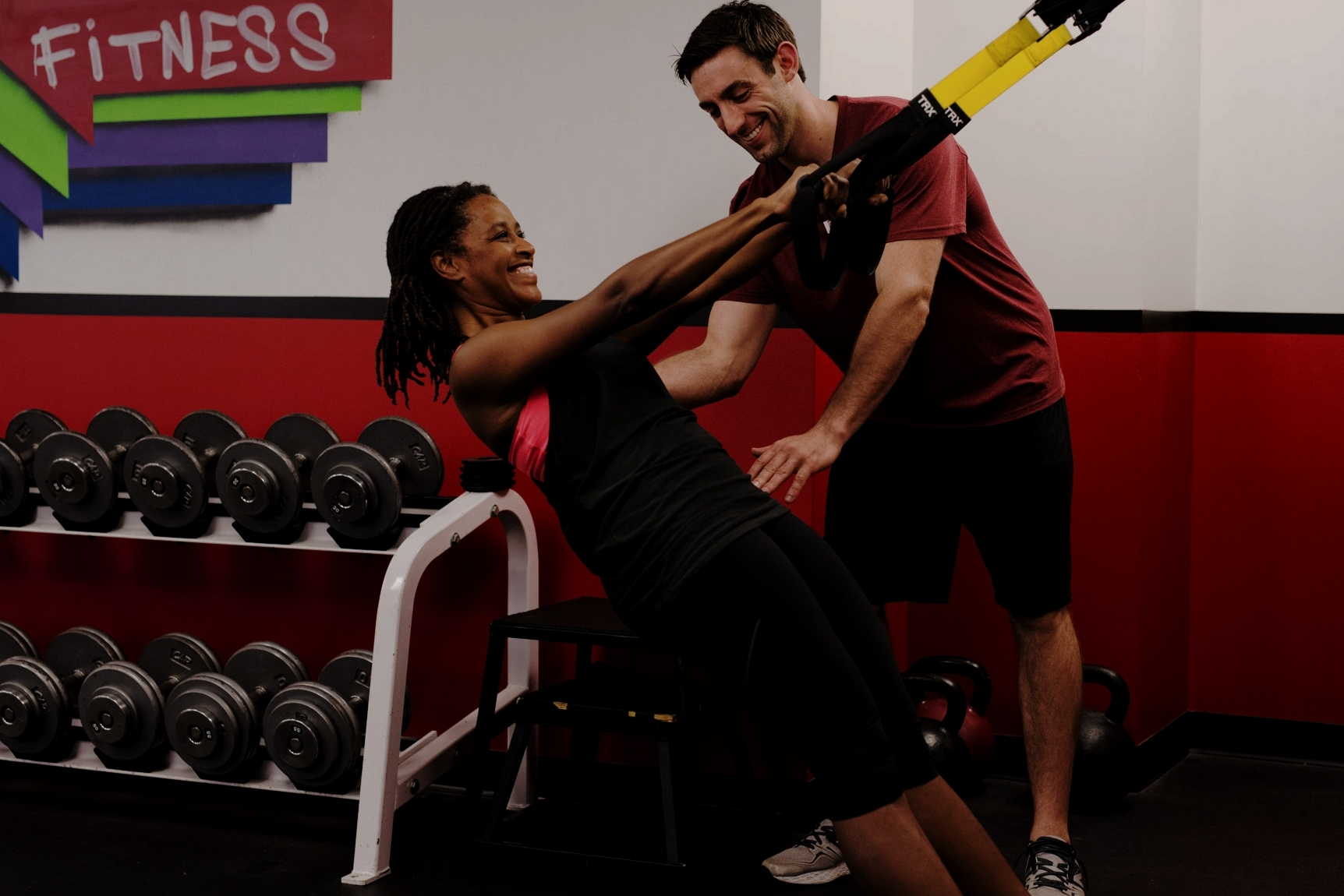 Book Personal Training Session -