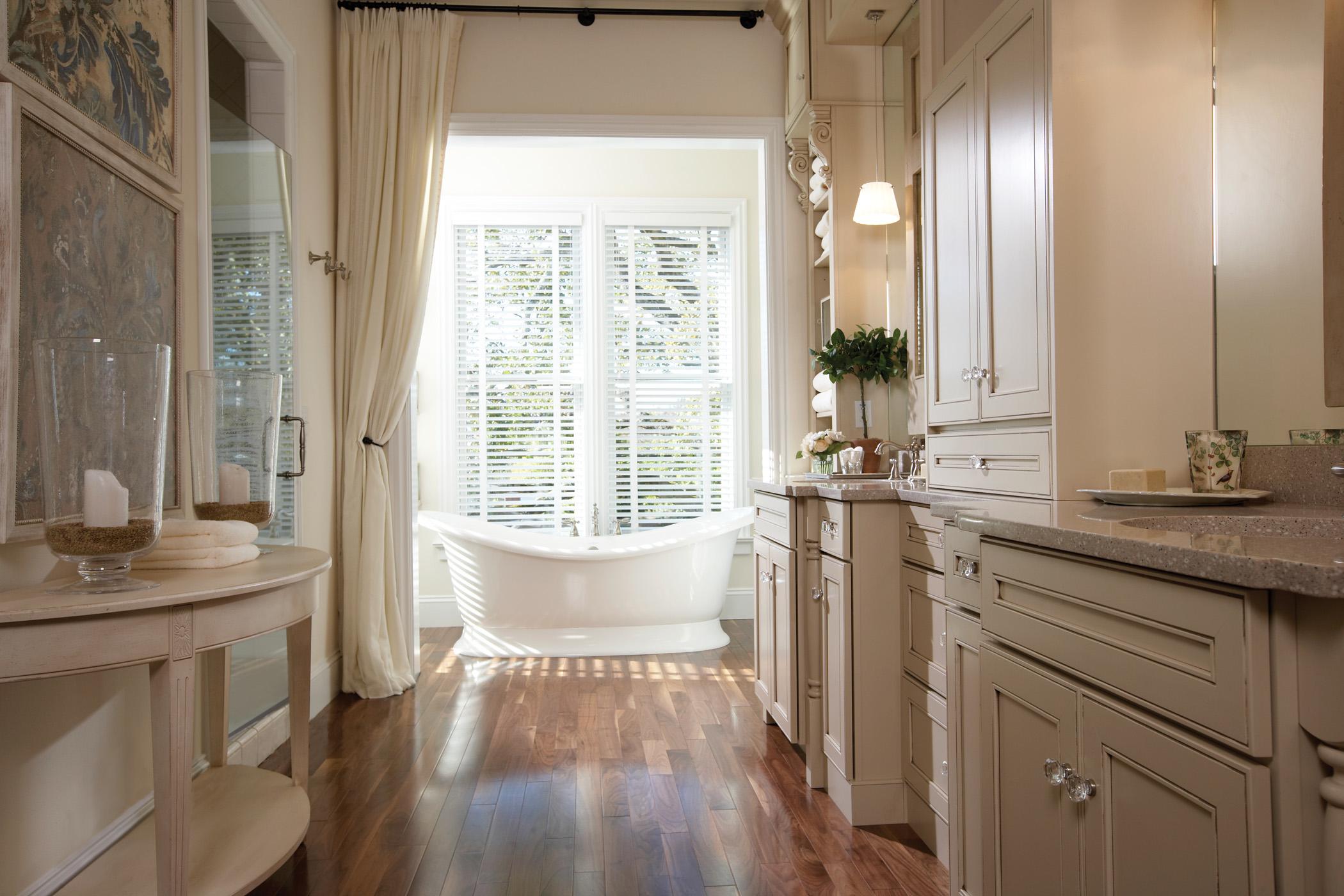 asheville bathroom countertops