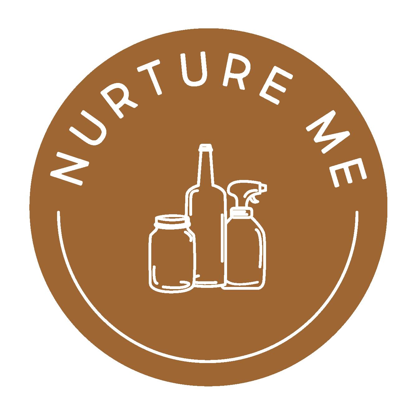 Nurture ME_Badge_Ochre.png