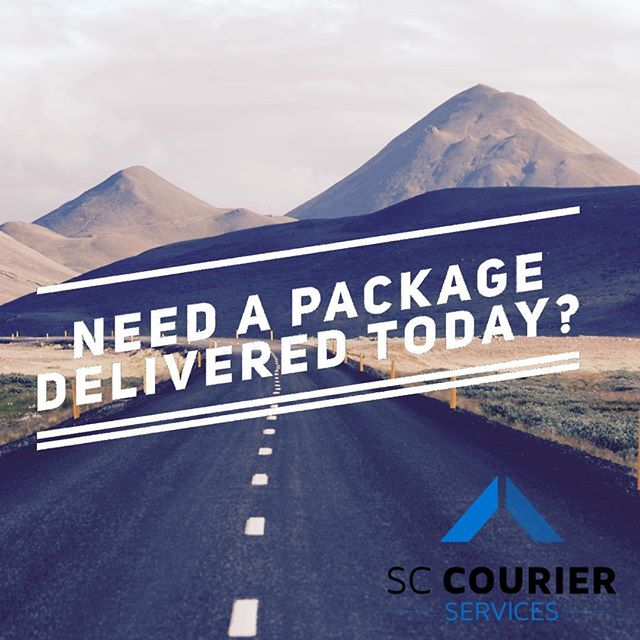 Got a consignment that needs to be with a customer in a hurry? We usually pick up within an hour and deliver direct to your customer 📦  #courierservice #samedaydelivery #saveyourbacon