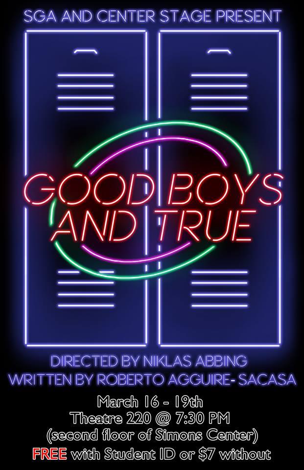 Good Boys and True