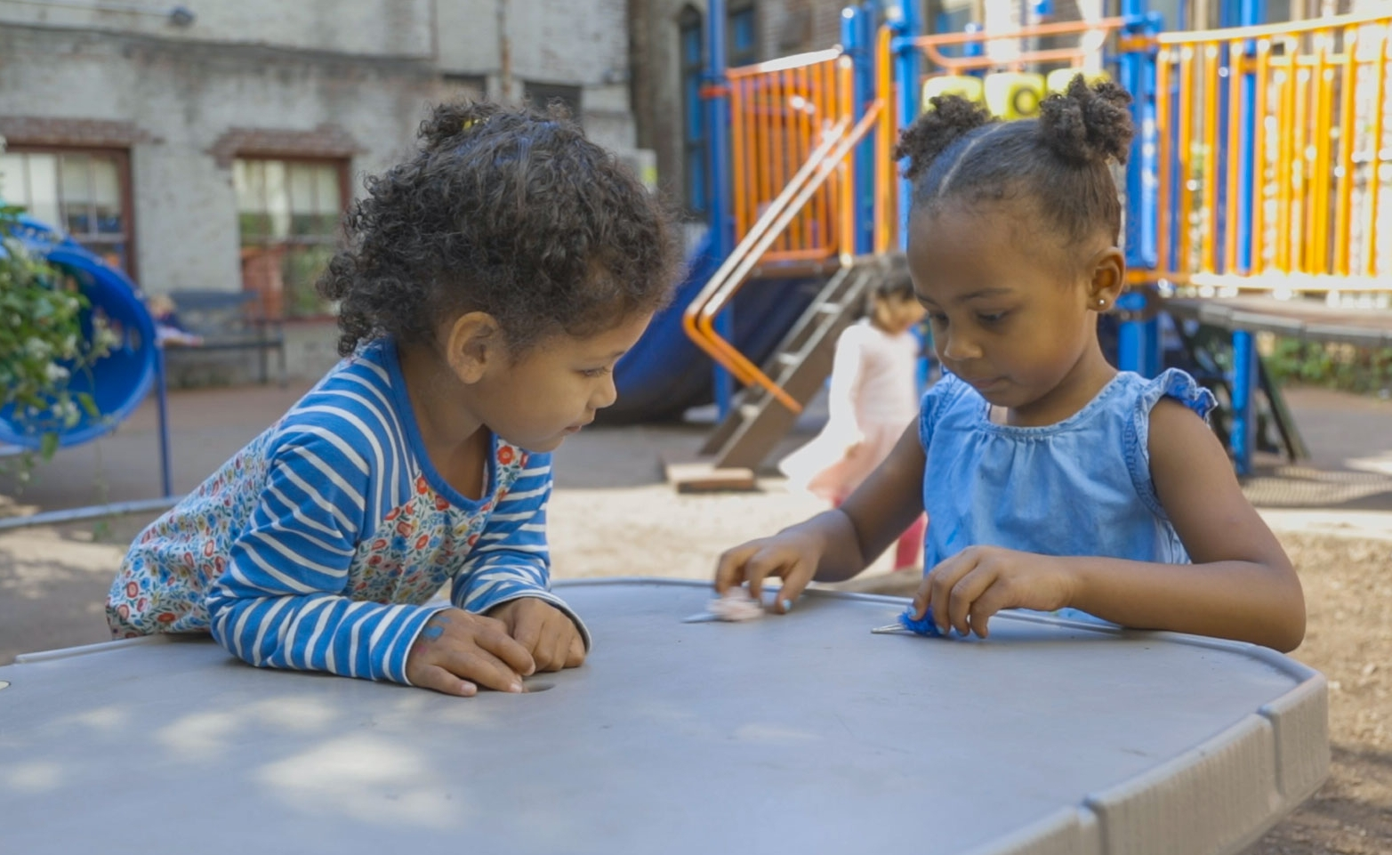 Our First Priority - is to build a warm, supportive classroom community in which each child is a valued member.