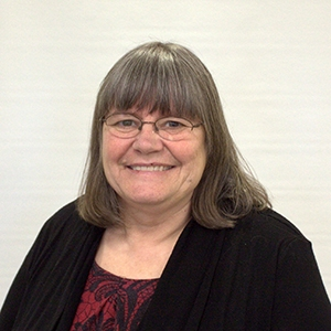 Sandy Fisher   Sandy Fisher, our Church Secretary, has served the staff and members of this church for nearly 20 years. Her invaluable experience, genuine kindness, and professionalism helps us to manage the countless details of day-to-day operations. Sandy and her husband, Brad, have four grown children and are proud grandparents of nine!