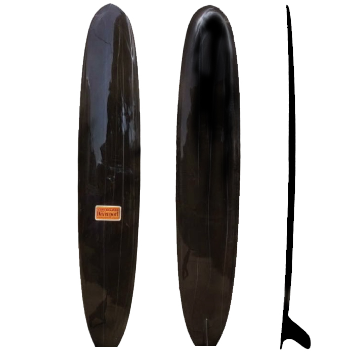 El Cadejo - The El Cadejo is simply the deadliest noserider in the lineup. A pure and classic noserider designed to whip turns, walk the board, and hang ten. It's that simple, it's that smooth. Consider yourself warned!DIMENSIONSLength            9'4 – 10'6