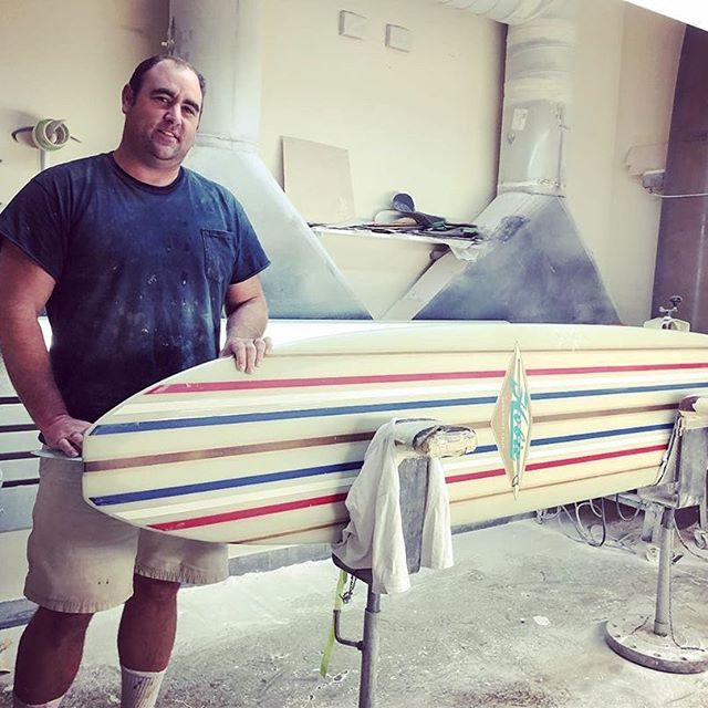 Longboardarian  interview - Discussing all things surf with Tupi Cabrera.