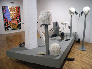 Installation view, Courtesy of Esso Gallery.