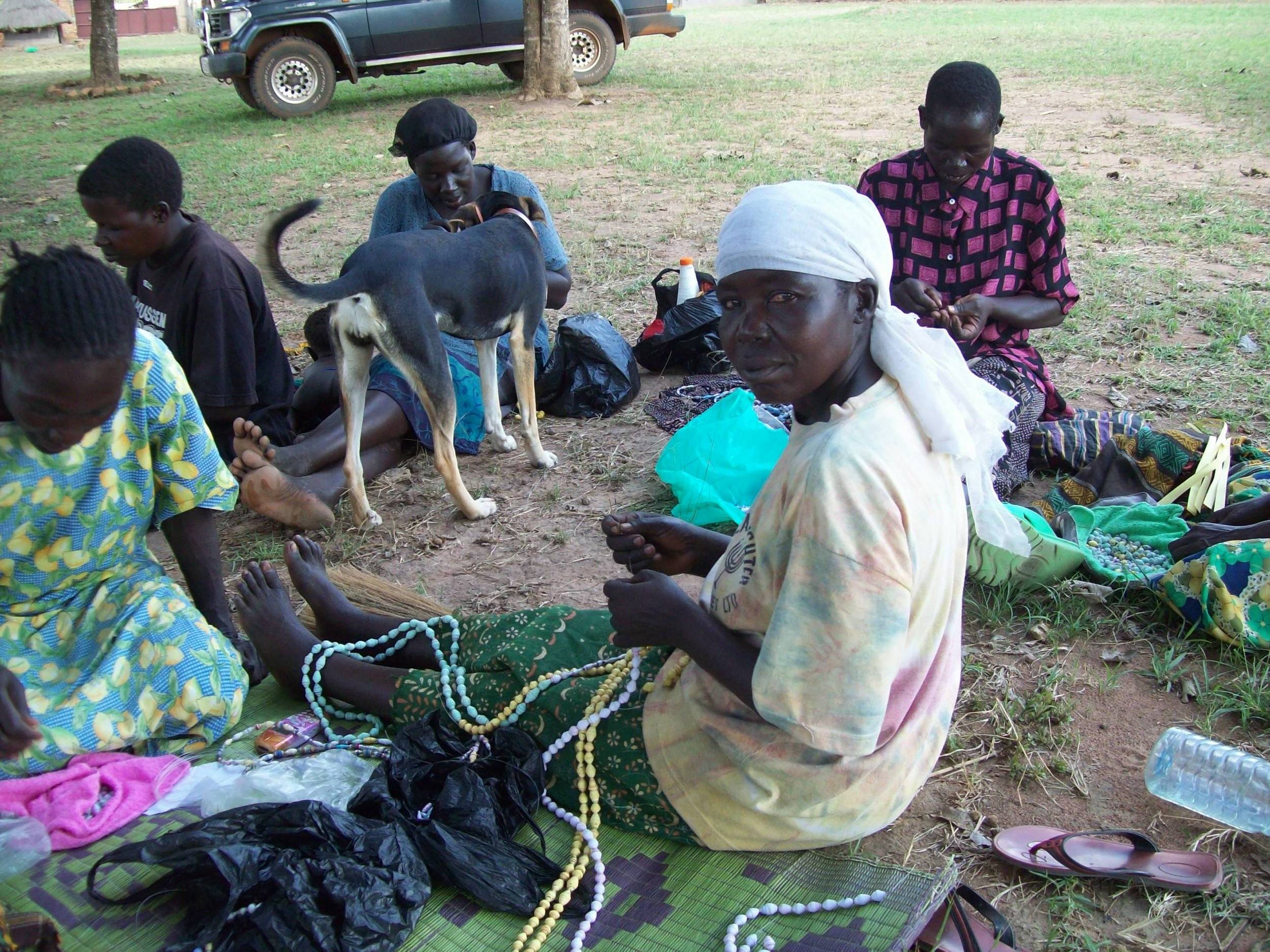 widows making beads need for adminstration building no tables or chairs copy.jpg