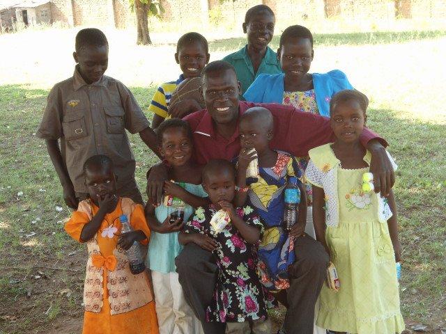 Pastor Matthew & orphans! .jpg