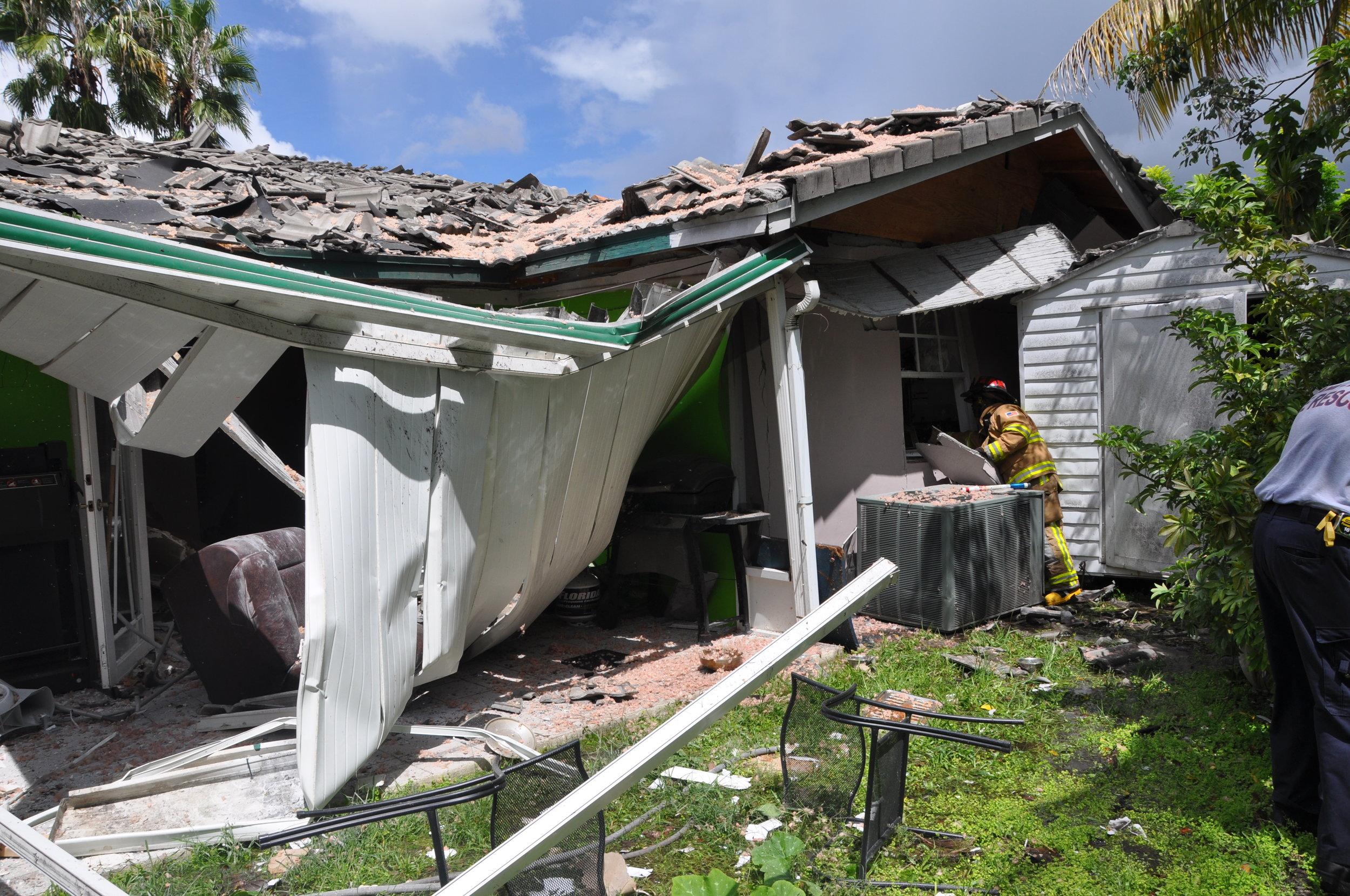 Personal Injury - Single Family Residence - Miami, FL
