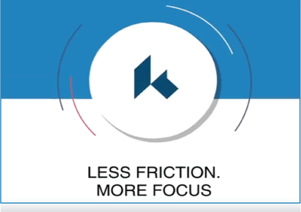 LESS FRICTION. MORE FOCUS.   How Kaboodle removes the friction of doing business