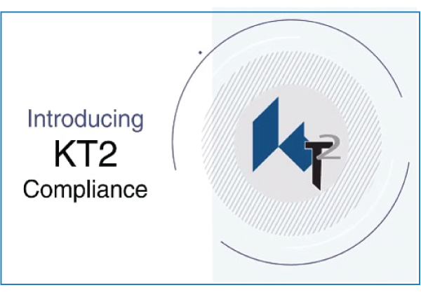 KT2 COMPLIANCE   Kaboodle's combined managed services solution