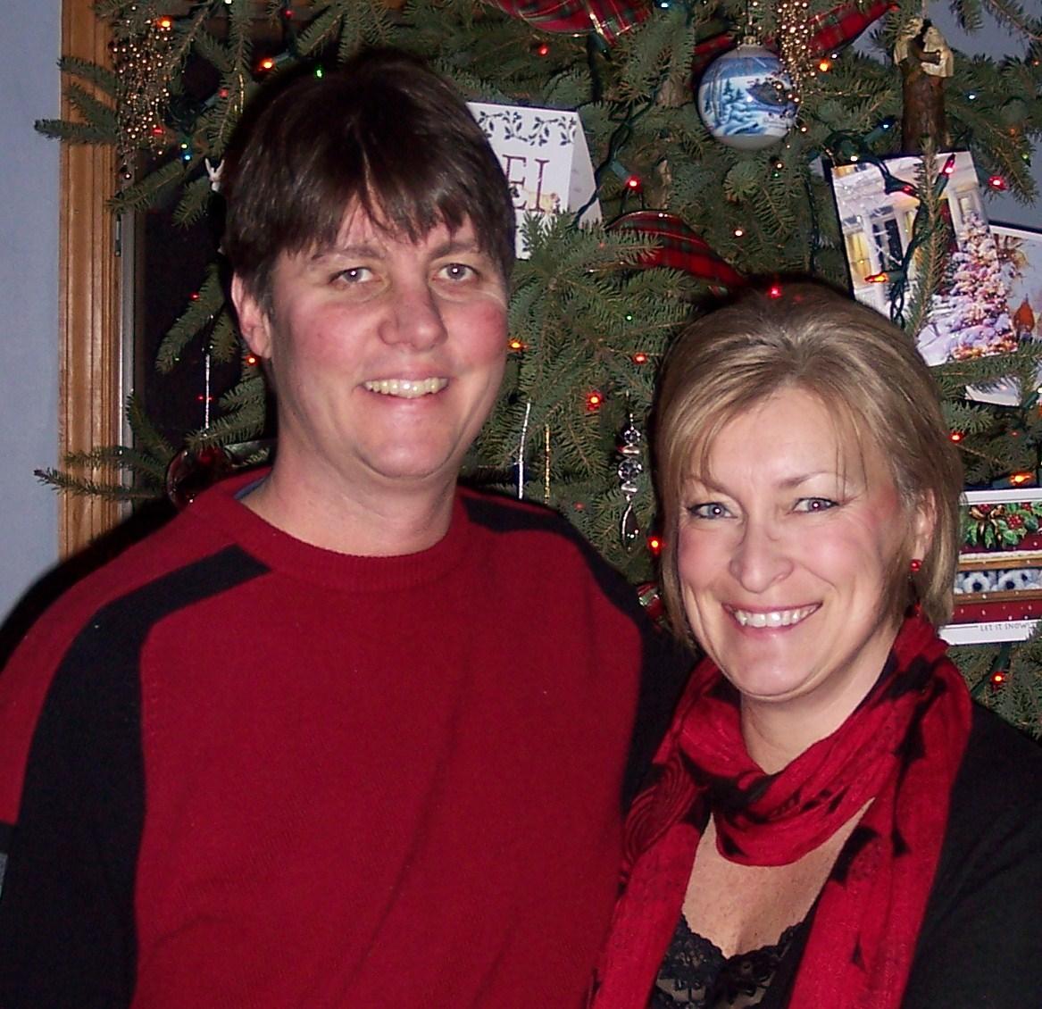 Steve Reiss and Phyllis Kirchner