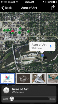 Download the OtoCast app from  GooglePlay or the  AppStore  to take the tour!