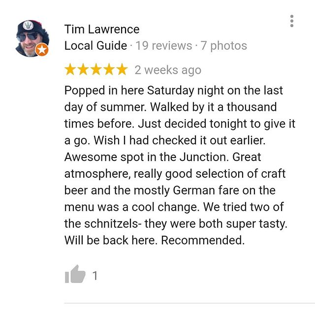 Another great review! Keep 'em coming! ❤❤❤ #reviews #foodreviews #restaurantreviews