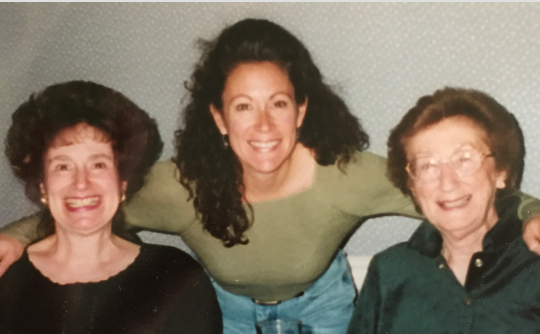 Founder Lisa Smith Wagner with her mother (and also HH&H's Secretary) Martha Smith on the left and her beloved Grandma Mary on the right.